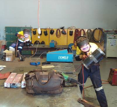 Welder Qualifications Perth